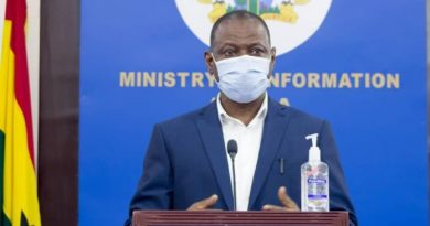 COVID-19: GHS Express Worry As 82% Of Ghanaians Fail To Wear Face Masks