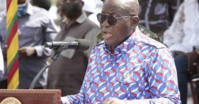 December 7th Elections: Failed NPP Aspirants Rally Behind Akufo-Addo