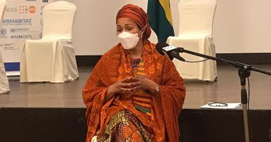 Deputy UN Secretary-General Amina Mohammed Ends 2-Day Working Visit To Ghana