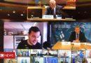 Dutch journalist gatecrashes EU defence video conference