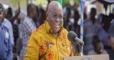 Elect Amewu As MP To Restore Glory To Hohoe – Akufo-Addo