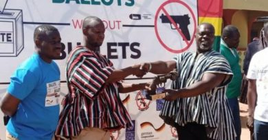 Election 2020: 'Let's Count Ballots Not Bullets' – Small Arms Commission