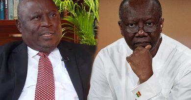[Full Report] We Gave Amidu Ghc3.2m, He Used Just Ghc1.2million Allocated To His Office – Finance Ministry