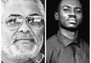 Ghanaian Author, Award Winning Poet Gabriel Awuah Mainoo Of UCC Mourns Jerry John Rawlings