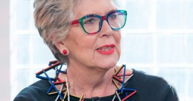 <i>Great British Bake Off</i>'s Prue Leith is the 80-Year-Old Style Icon I Never Knew I Needed