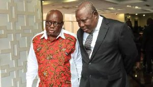 'I Don't Foresee Any Serious Non-Partisan Fight Against Corruption In Your 2nd Term' – Amidu Tells Akufo-Addo