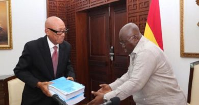 If Akufo-Addo Appoints Me To Replace Amidu, I'll Thank Him But Not Interested – Emile Short Reveals