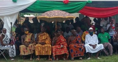 "I'll Investigate Members Of ""Operation Vanguard"", ""Galamstop"" When I Win — Mahama"