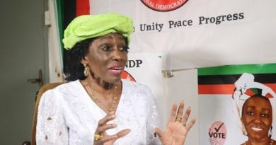 Konadu Not Withdrawn From 2020 Elections — NDP