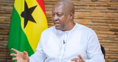 Mahama Lauds Rawlings For Opening Overseas Areas To The World