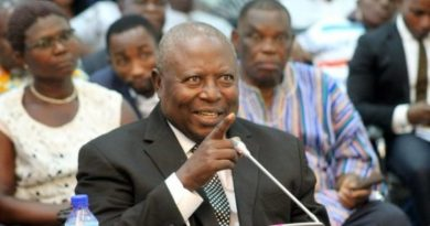 Martin Amidu Says What Happened Is 'Corruption Fighting Back'