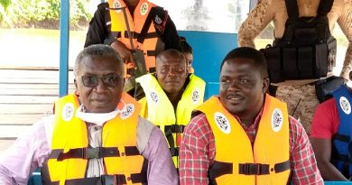 Minister Of Environment Donates $56,000 Worth Of American Boat To Save Lives On Offin River