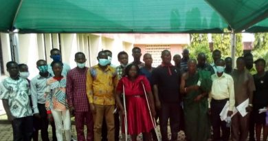 NCCE Inaugurates Inter-Party Dialogue Committee In Obuasi