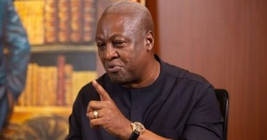 NDC'll Win 60% Seats In Parliament — Mahama