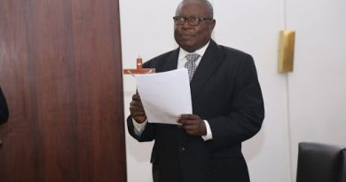 No Salary For My Deputy And I Since We Were Appointed – Amidu Alleges