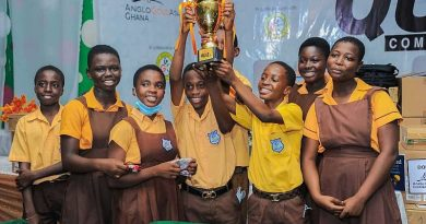 Obuasi Complex JHS Wins Obuasi Annual Basic School Quiz