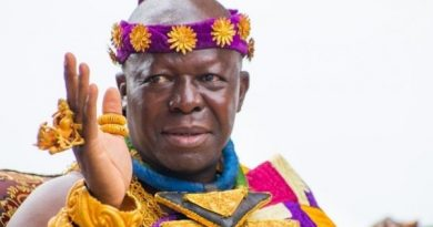 Otumfuo Deepens Commitment To Protect Water Bodies In Ashanti Region