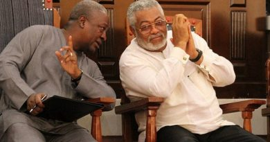 Our Founder Is No Longer With Us – Mahama Announces To NDC