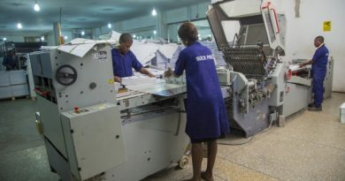 Over 2,000 Printing Press Workers To Go As Education Ministry Centralises Printing
