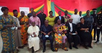 Peace Council Inaugurates Ahafo Regional Branch