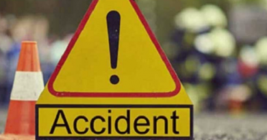 Police Officer Crushed To Death By Fuel Tanker At Techiman