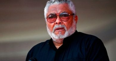 Rawlings' Death: PI Commiserates With Bereaved Family