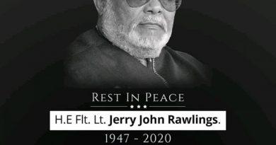 Rawlings Was A My Mentor — Amewu