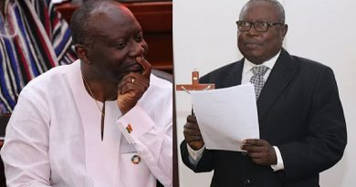 Read Finance Minister's Response To Amidu, 'Agyapa Deal Transparent'