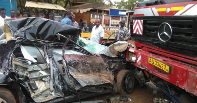 Road Accidents Killed 78 In Western Region From January To September