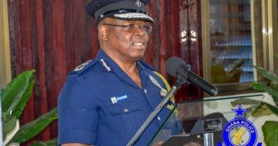 Seized 436 'Pistols' At Tema Port Were Gas Pistols — Police