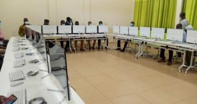 Sunyani Technical University Gets Cyber-Security Lab
