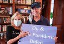 Twitter Is Losing It Over Joe Biden's Subtly Trolling Donald Trump's MAGA Hats