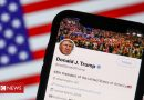 US election 2020: How a misleading post went from the fringes to Trump's Twitter