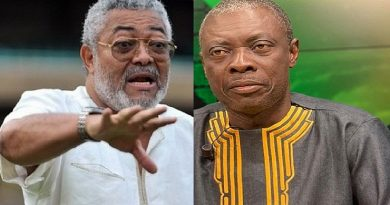 VIDEO: Don't Bury Me Where Mills, Amissah Arthur Were Buried — Rawlings Told Osofo Kyiri Abosom As He Reveals