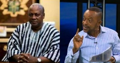[Video] If Mahama Doesn't Stop Mugabe And Kevin Taylor, I'll Keep Attacking Him Forever– Owusu Bempah