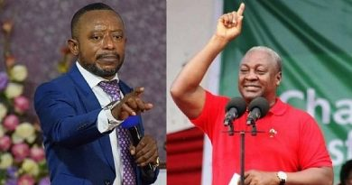 [VIDEO] Over My Dead Body, Mahama Can Never Become President Again, I'll Attack Him Physically And Spiritually — Owusu Bempah