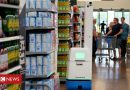 Walmart drops inventory robots from its stores
