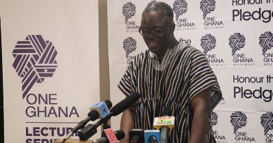 We Don't Need New Laws To Fight Corruption – Anyenini