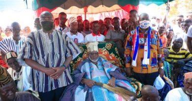 We'll Forever Remember Akufo-Addo/Bawumia For Peace In Dagbon — Kworli Chief
