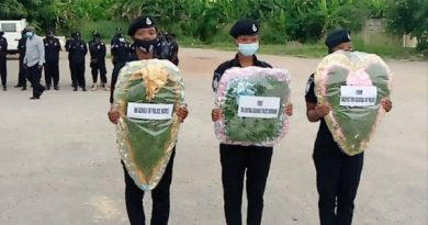 We'll Serve Humanity Even At The Point Of Death – Police