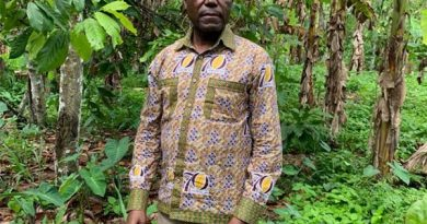 WR NPP Youth Organiser Commends COCOBOD Boss For Making Cocoa Farming More Attractive