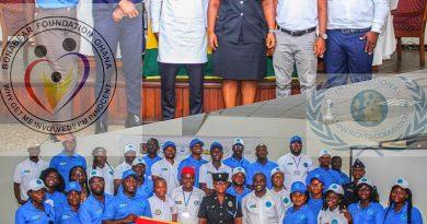 1Day Orientation And Election Observation Training Program For Smm Ihrc Ghana Volunteers