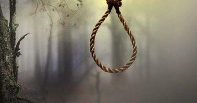 A/R: Man commits suicide
