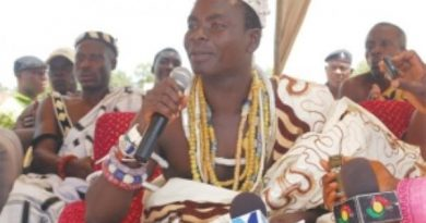Ada Traditional Council bars Agbewornu for holding himself as Chief of Sege