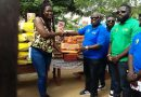 Agyare Group of Companies put smiles on the faces of orphans at Royal Seed Orphanage Home