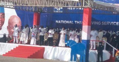 Akufo-Addo renews commitment towards rapid economic growth