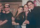 Ariana Grande Shares Rare Photos of First Christmas With Her Fiancé, Dalton Gomez