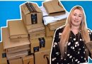 Brushing: When Amazon packages arrive that you didn't order