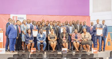 CGIA Network Ghana inaugurates a new board