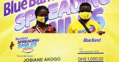 COVID-19: Blue Band kicks off 'Spreading Smiles' initiative